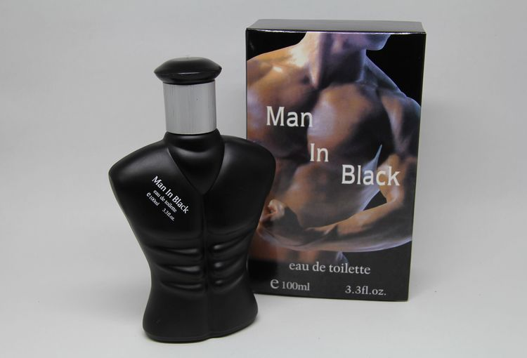 Man in black, eau de toilette, 100 ml
