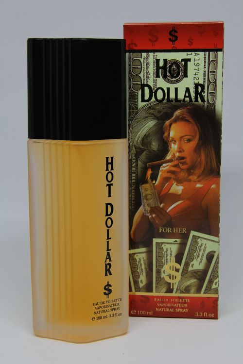 Hot dollar, eau de toilette, 100 ml