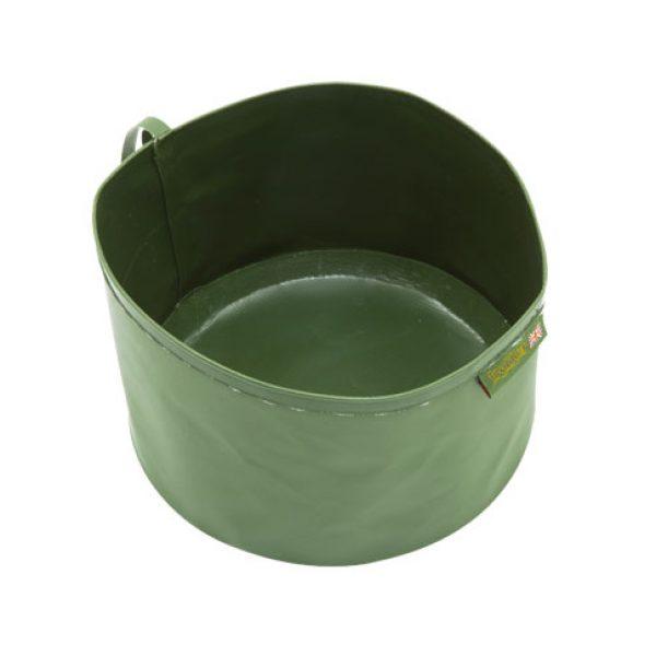 Trakker collapsible water bowl. Ihopvikbar vattenskål. Mått: 21x21x14 cm