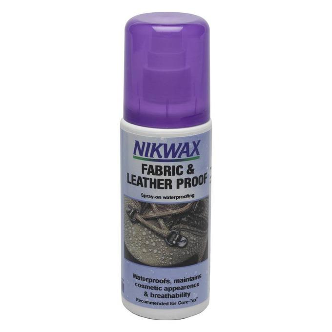 Nikwax Fabric & Leather Proof 125 ml, impregnering skor och läder