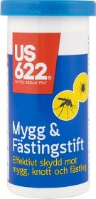 US 622 Mygg & Fästingstift 23 g