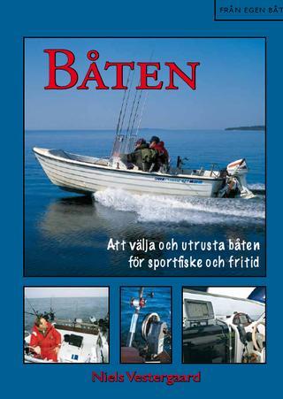 Bok 'Båten' av Niels Vesteregaard ca 125 sidor
