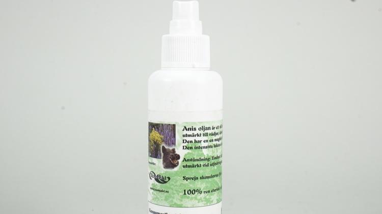 Anisolja, lockmedel för vilt, sprayflaska 125 ml