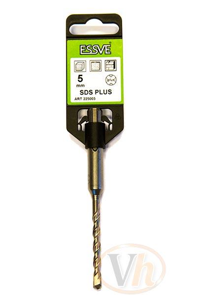 Hammarborr Essve, SDS Plus, D: 5,5mm, 160/100