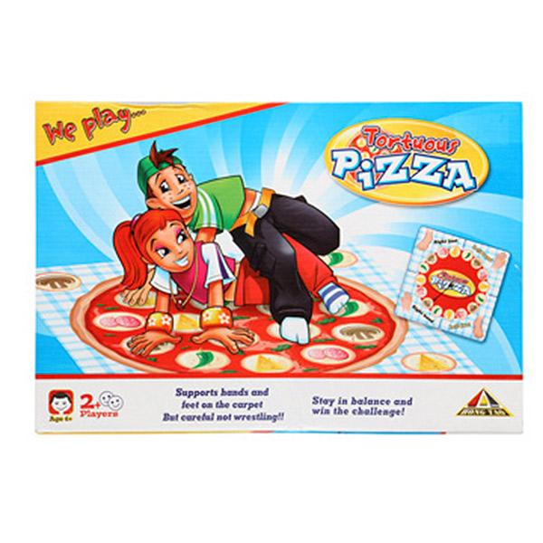 Barnspelet Trassliga Pizzan