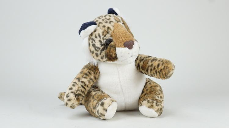 Sittandes leopard