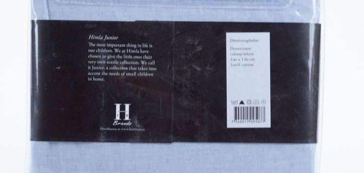 Påslakan Junior Himla Drottningsholm, 100 % bomull, 100x130 cm, olika färger