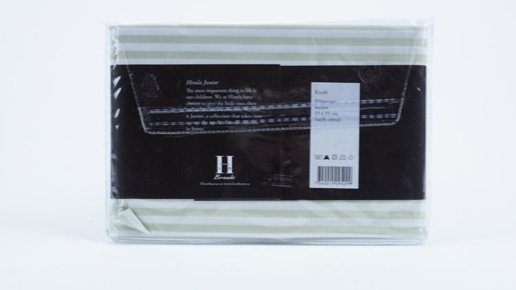Örngott Junior Himla Rindö, 100 % bomull, 35x50 cm, olika färger