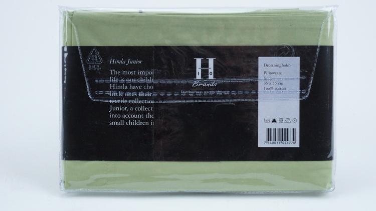 Örngott Junior Himla Drottningsholm, 100 % bomull, 35x55 cm, olika färger