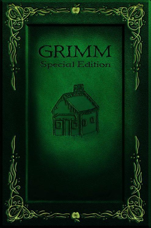 """Bok """"Grimm Special Edition"""", Sofi Poulsen"""