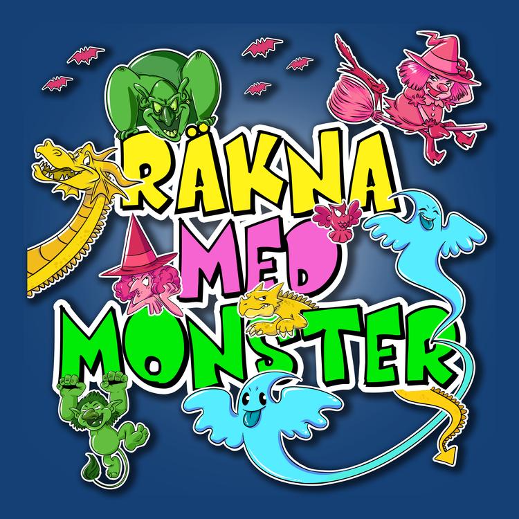 Paketpris på barnspelen - Häxjakten & Räkna med Monster