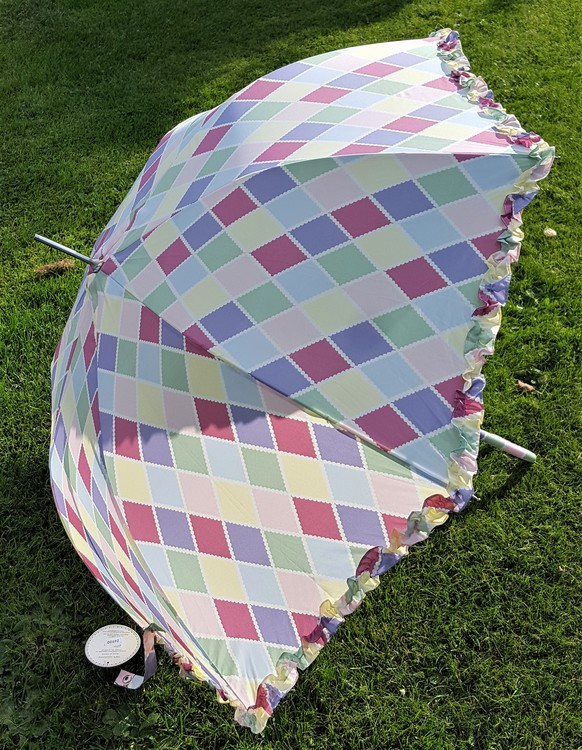 Paraply Tivoli, flerfärgat, Lisbeth Dahl