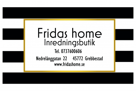 Fridas Home i Grebbestad