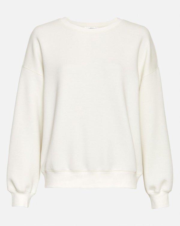 MOSS COPENHAGEN - Ima Sweatshirt White