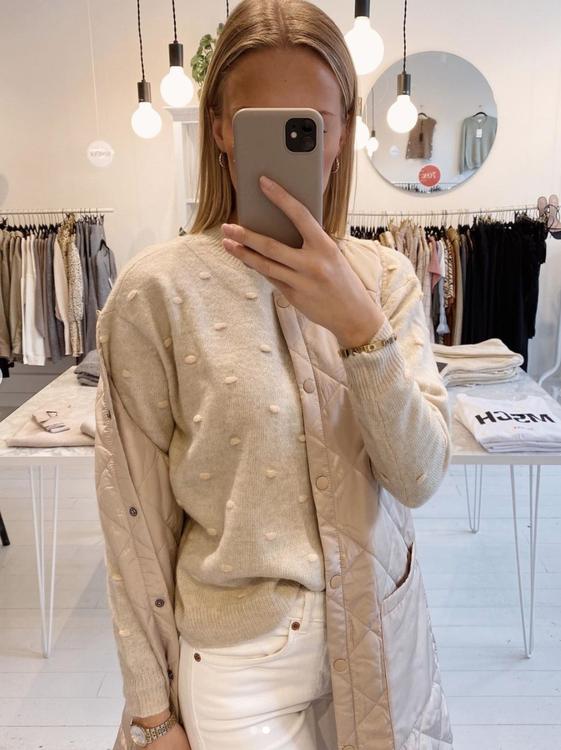MOSS COPENHAGEN - Jene Pullover