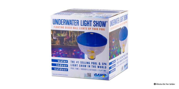 Flytande LED-belysning Stor