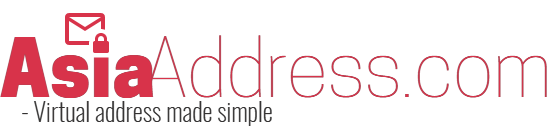 AsiaAddress.com - Simple Virtual Address
