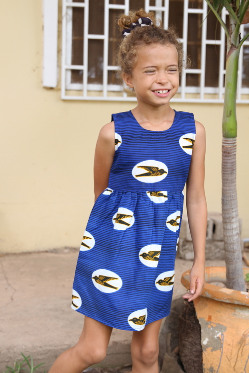 The Blue Bird Dress Pre-Order