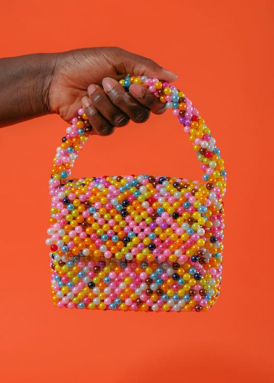 Bead Bag Candy