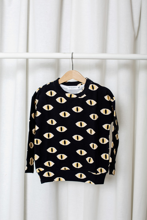 Crocodile Eye Sweatshirt