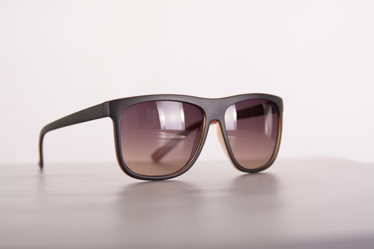 Solglasögon #1 - Dark Brown