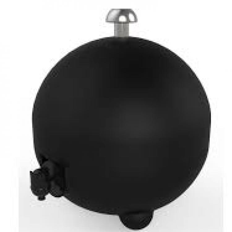 3 l Laboul Bag-in-box matt svart