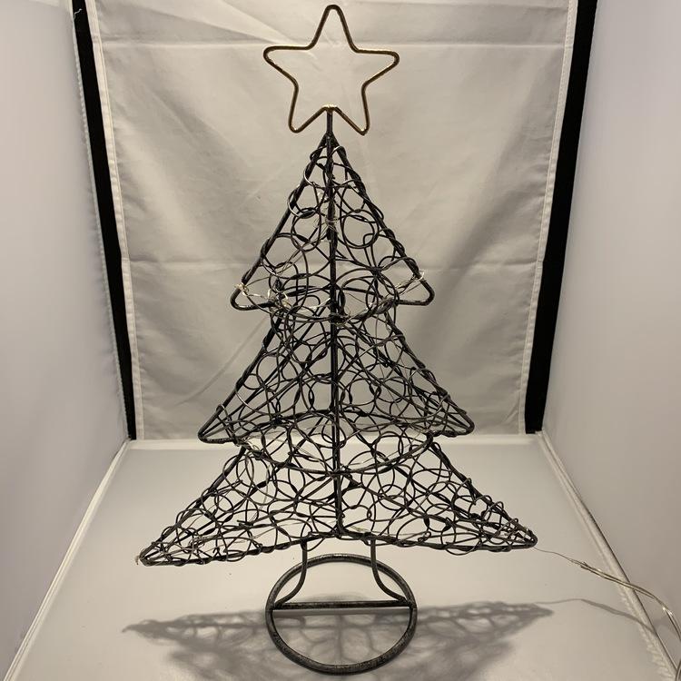 Lysande julgran