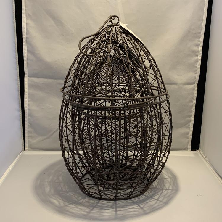 Trådkorg ägg