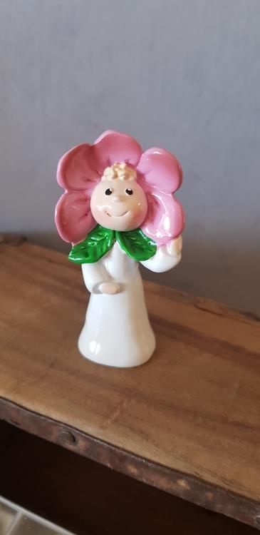 Blomsterflicka Florina rosa