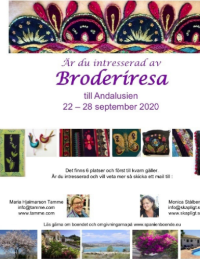 Andalusien autumn 2020 | Tamme Craft
