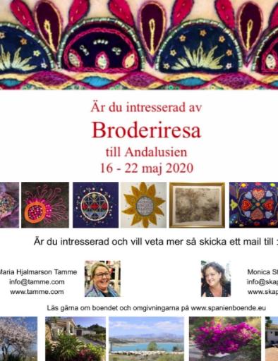 Andalusien våren 2020 | Tamme Craft