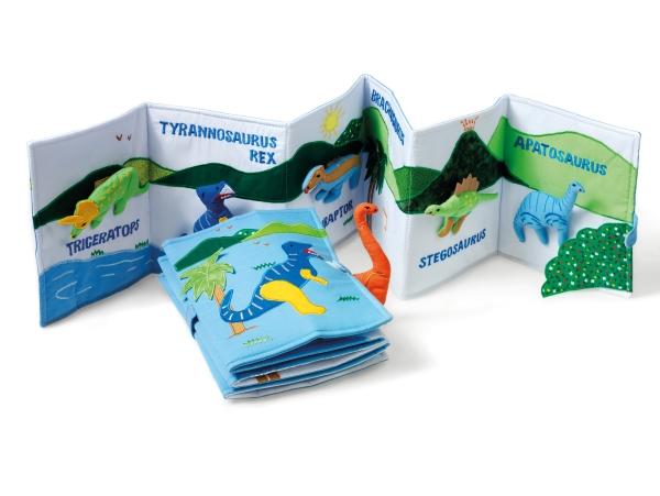 Dinosauriebok från oskar & ellen