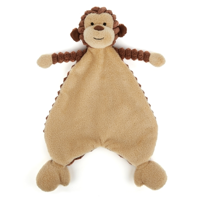 Jellycat Snutte Cordy Roy Baby Monkey Soother
