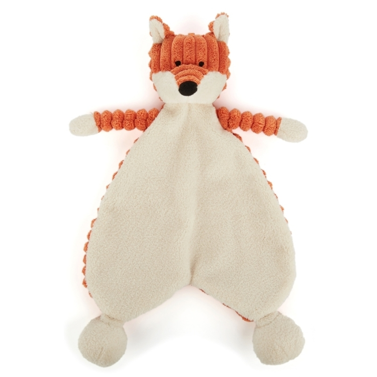 Jellycat Snutte Cordy Roy Baby Fox Soother