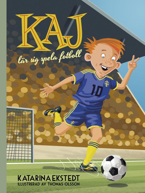"""""""Kaj lär sig spela fotboll"""""""