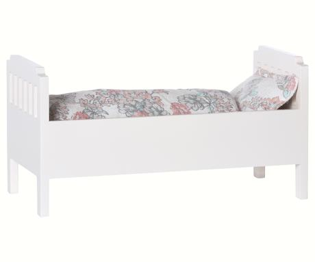 Maileg Bed, Small, Off white