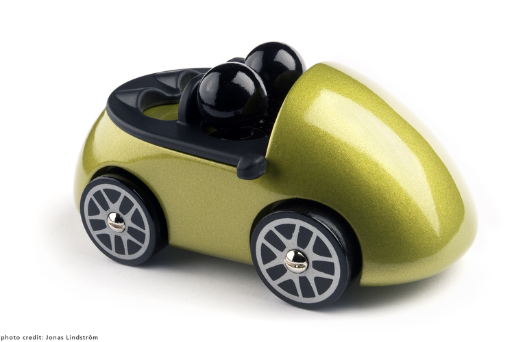 Playsam Xtreamliner Lime Yellow