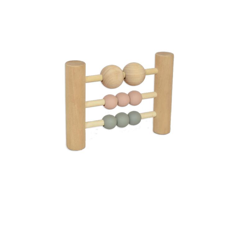 Pellianni Wooden Abacus pastel - Mini Kulram