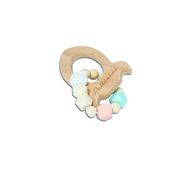 Pellianni Rocket Teether, Darling  Bitring