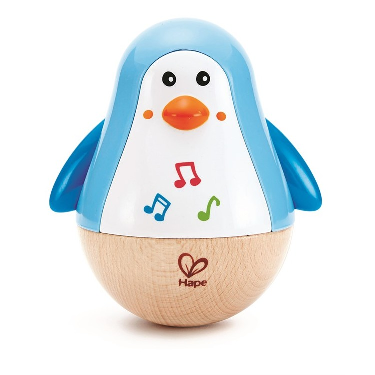 Hape Penguin Musical Wobbler
