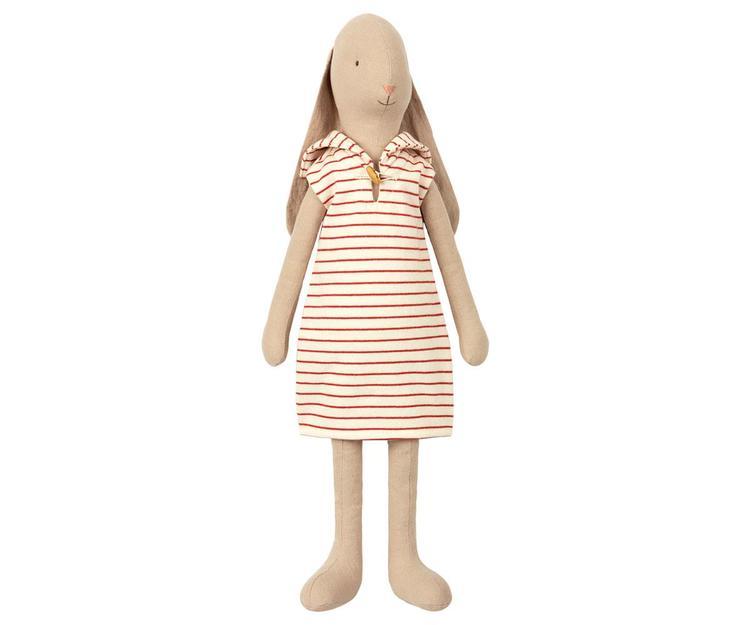 Maileg Bunny size 4, Sailor dress
