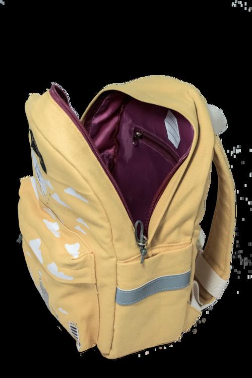 Pellianni City Backpack Mustard Ryggsäck