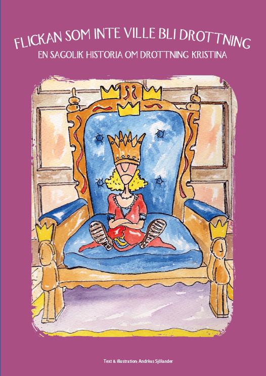 En sagolik historia om drottning Kristina