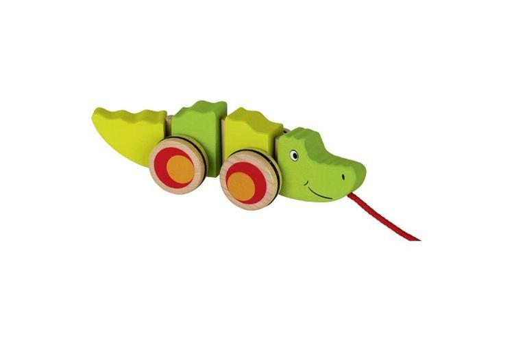 Dragdjur Krokodil