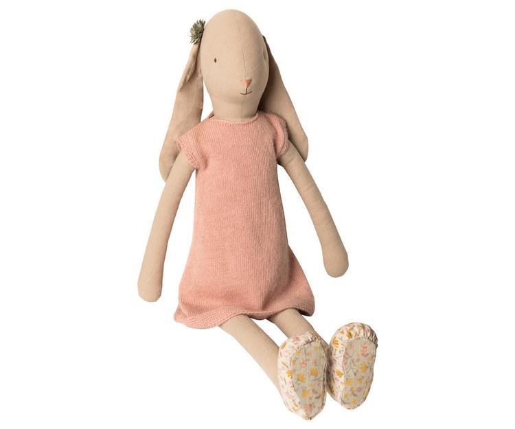 Maileg Bunny size 5 Stickad klänning