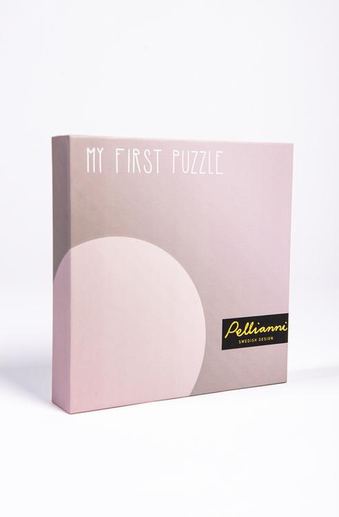 Pellianni Round Puzzle Dust - Pussel