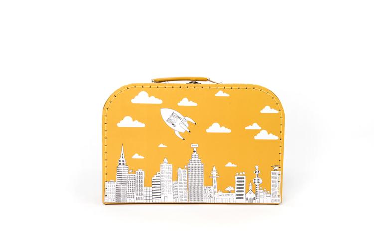 Pellianni City bag mustard - Väska