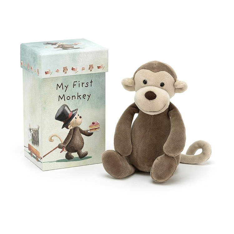 Jellycat My First Monkey
