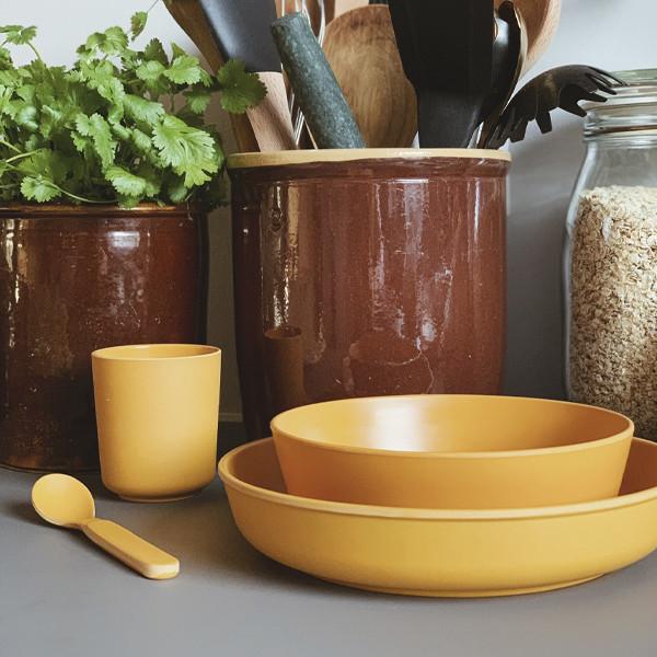 Filibabba Matset Golden mustard