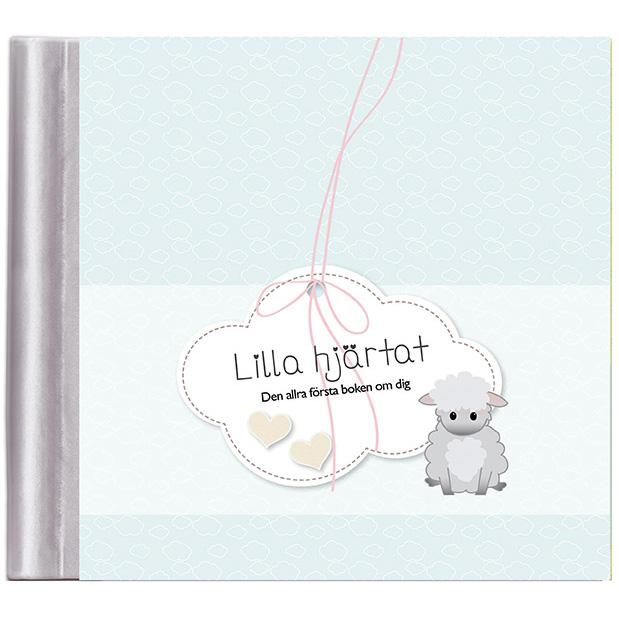 Lilla hjärtat: den allra första boken om dig